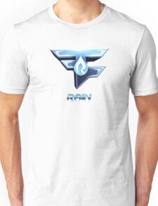 Faze Rain | Old Logo | White Background |  Unisex T-Shirt