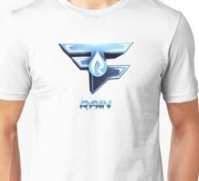 Faze Rain | Old Logo | White Background |  Unisex T-Shirt
