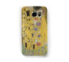 Gustav Klimt's The Kiss Samsung Galaxy Case/Skin
