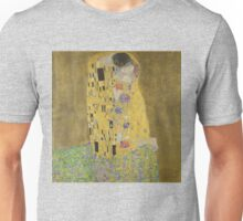 Gustav Klimt's The Kiss Unisex T-Shirt