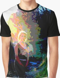 Enveloped by Light Graphic T-Shirt