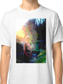 Enveloped by Light Classic T-Shirt