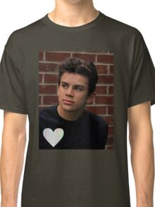 Hayes Grier- trippy heart Classic T-Shirt