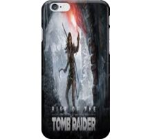 Rise of the Tomb Raider iPhone Case/Skin