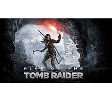 Rise of the Tomb Raider Photographic Print
