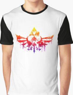 Skyward Rainbow v2 Graphic T-Shirt