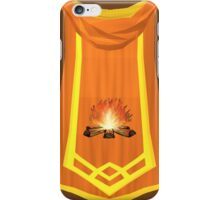 Firemaking Mastercape iPhone Case/Skin