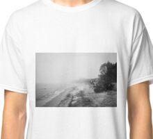 Foggy Beach Classic T-Shirt
