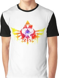 Skyward Rainbow v3 Graphic T-Shirt