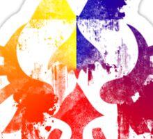Skyward Rainbow v4 Sticker