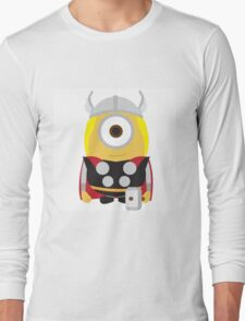 minnions Long Sleeve T-Shirt