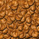 Another Bread Duvet with Coils by GolemAura