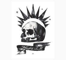 LIFE is STRANGE · Chloe Price's t-SHIRT 'MISFIT SKULL' by wayfinder