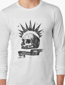 LIFE is STRANGE · Chloe Price's t-SHIRT 'MISFIT SKULL' Long Sleeve T-Shirt
