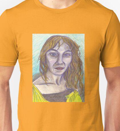 Cat Eyes, Sly Smile Unisex T-Shirt