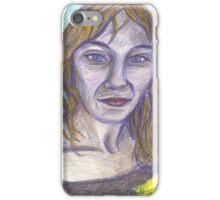 Cat Eyes, Sly Smile iPhone Case/Skin