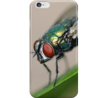 Iridescent Fly iPhone Case/Skin