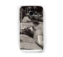 Creature from the Black & White Lagoon Samsung Galaxy Case/Skin