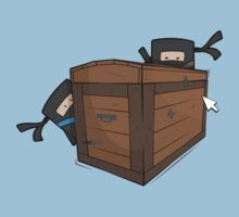 Loot Ninjas - Gaming Channel by PyroDraco