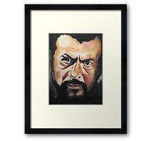 The Ugly Framed Print