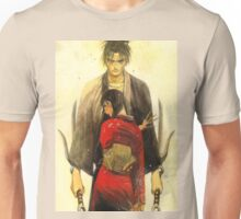 Blade Of the Immortal - Rin Asano and Manji Unisex T-Shirt