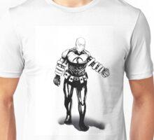 the black inked hero Unisex T-Shirt