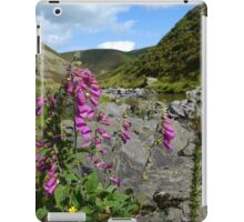 Scottish scenery iPad Case/Skin