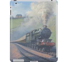 Whiteball Tunnel iPad Case/Skin