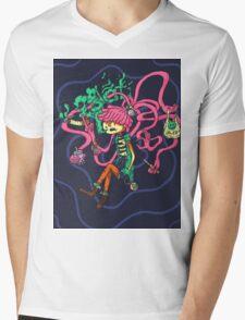 Goon Girl Mens V-Neck T-Shirt
