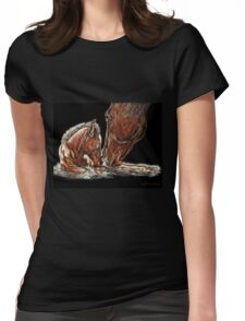 Spring 2, Rebirth Womens Fitted T-Shirt
