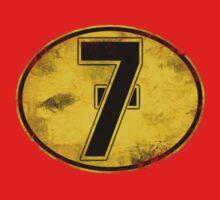Lucky 7 by blackiguana