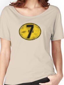 Lucky 7 Women's Relaxed Fit T-Shirt