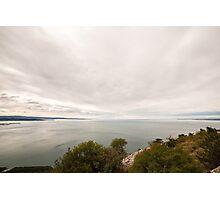 Barcolana regatta of Trieste Photographic Print