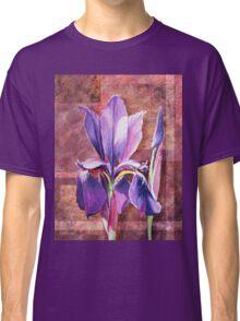 Decorative Iris Classic T-Shirt