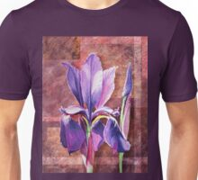 Decorative Iris Unisex T-Shirt