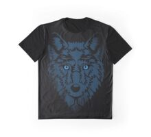Wolf Blues. Graphic T-Shirt