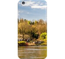 countryside river iPhone Case/Skin