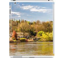 countryside river iPad Case/Skin