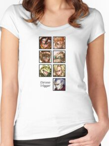 Heroes in Time Women's Fitted Scoop T-Shirt
