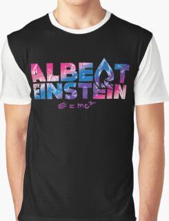 """Faze Rain   """"Albert Einstein""""   Logo   Black Background   Graphic T-Shirt"""