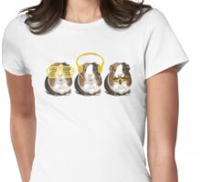 Guineapigs Womens Fitted T-Shirt