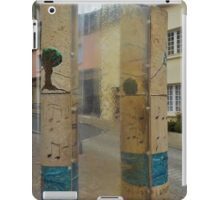 Caractéristique d'eau de la rue iPad Case/Skin