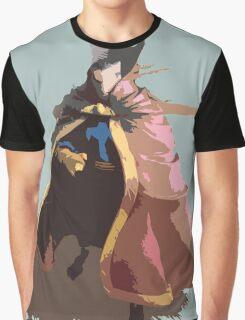 Doctor Stephen Vincent Strange Graphic T-Shirt