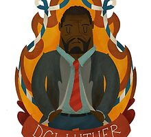 DCI Luther by jimmyrogers