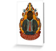 DCI Luther Greeting Card