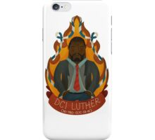 DCI Luther iPhone Case/Skin