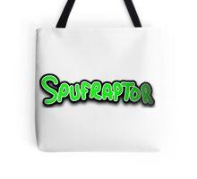 Spufraptor TEXT Tote Bag