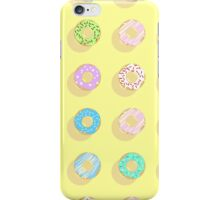 Colorful Doughnut Pattern Phone Case iPhone Case/Skin