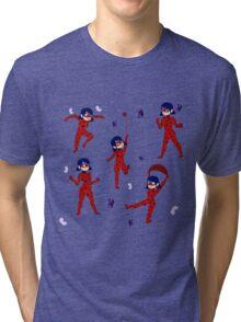 Lady Bug Tri-blend T-Shirt
