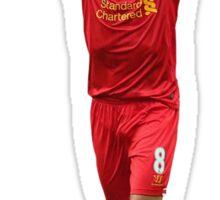Steven Gerrard Sticker